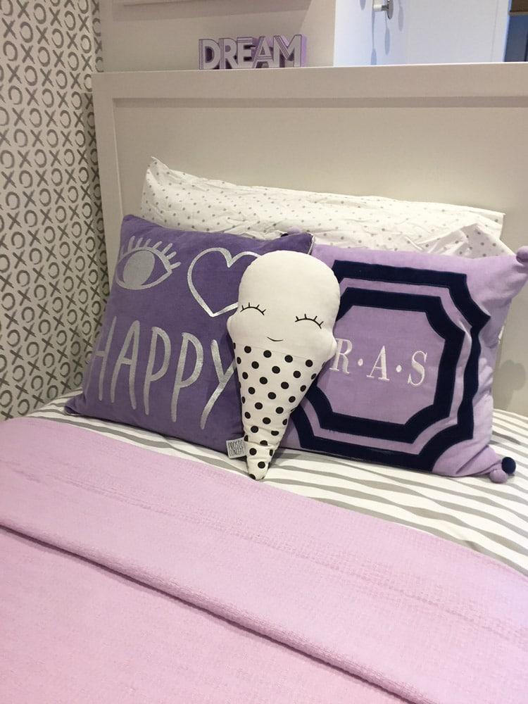 Midtown Manhattan Shared Bedroom Design