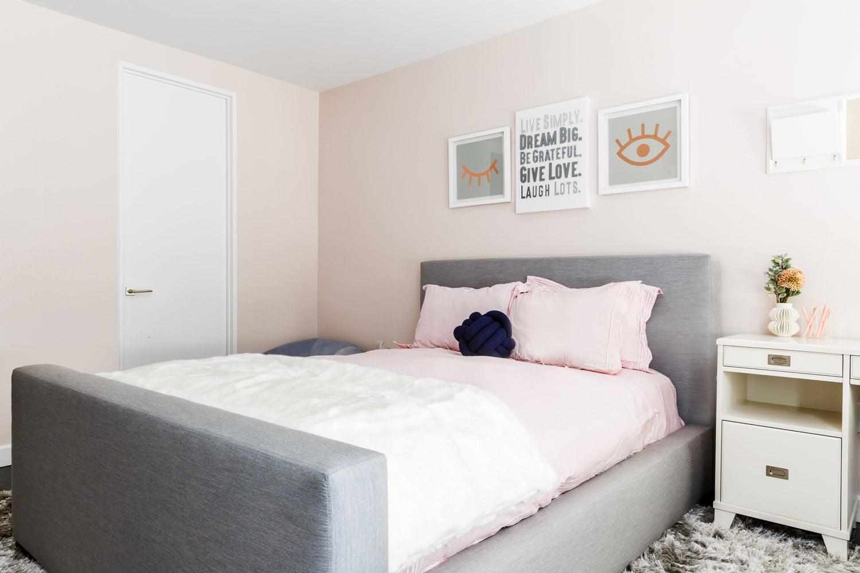 Midtown Manhattan Tween Bedroom Interior Design