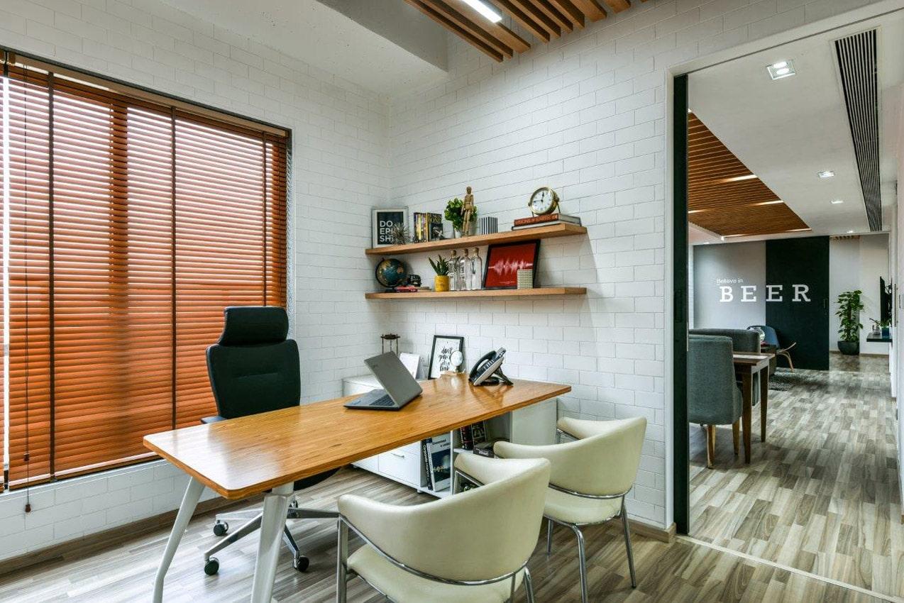 Office Building Mumbai Executive Cabin