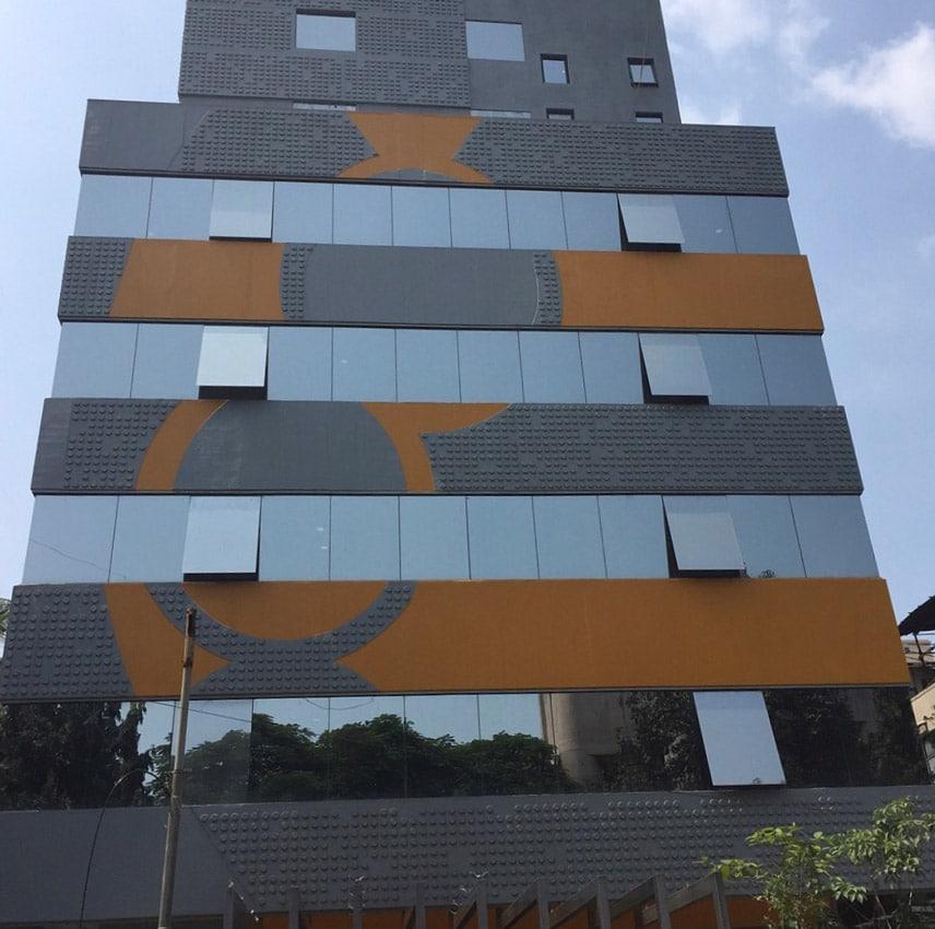 Office Building Mumbai Exterior Design